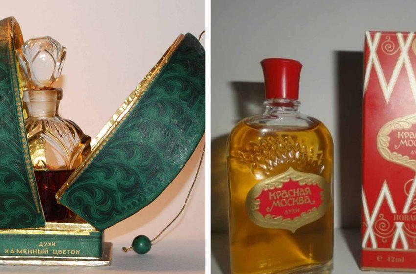 «Запахи сирени и ландыша»: очень жаль, что такие ароматы больше не производятся