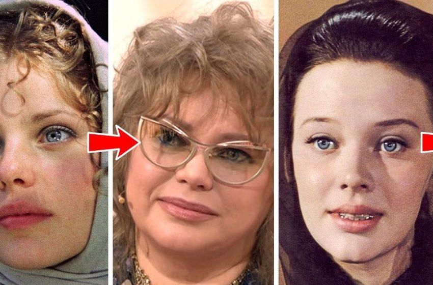 «О них мечтали миллионы!»: как изменились 15 советских актрис, красотой которых восхищались телезрители