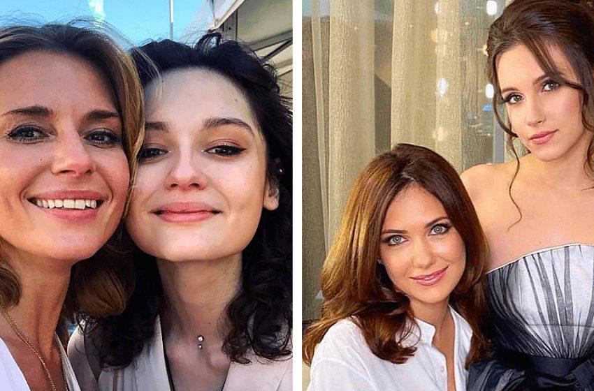 «Могут дать фору своим мамам»: как выглядят самые привлекательные наследницы российских знаменитостей
