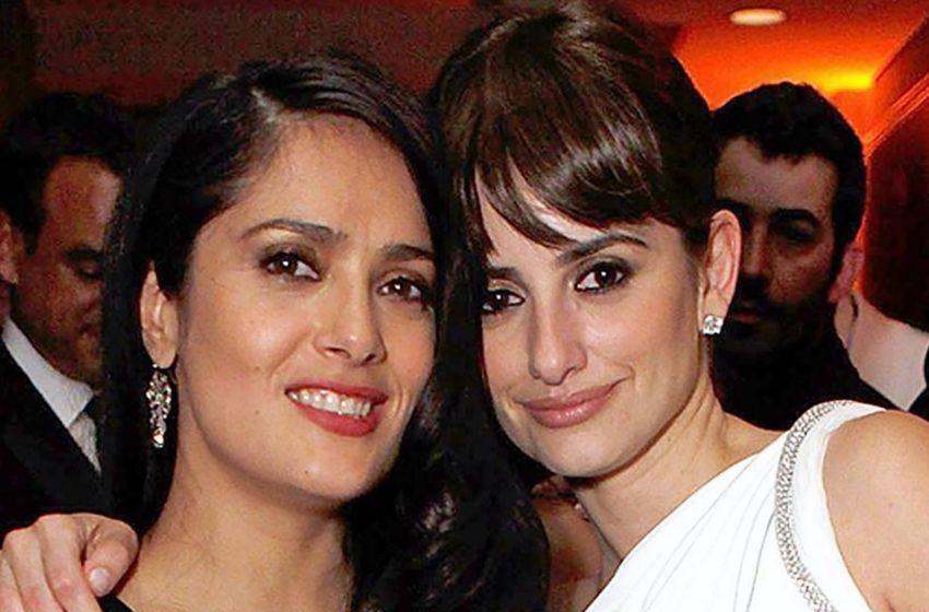 «Дружба двух красавиц»: Пенелопа Крус и Сальма Хаек удивили поклонников смелыми фото