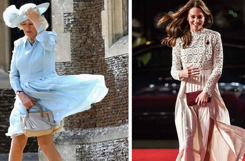 «Идеальные ножки»: 12 фотографий женщин из королевского семейства с открытыми ногами