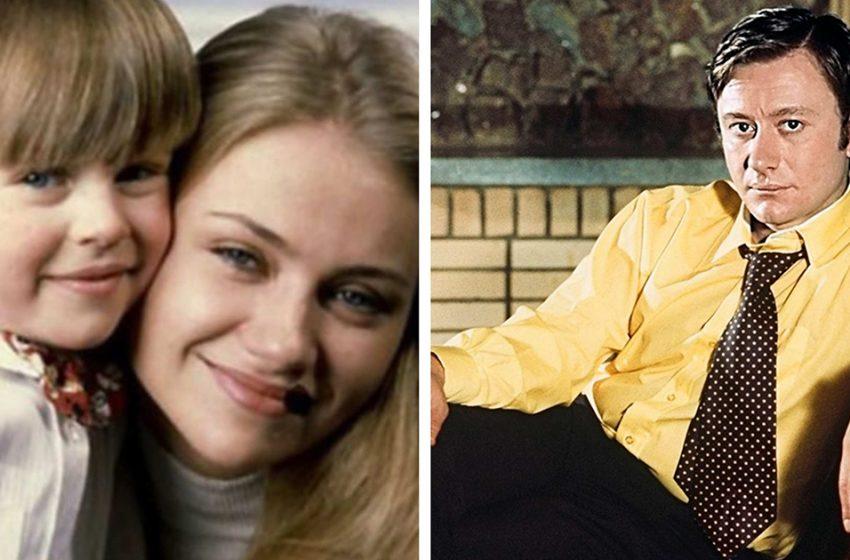 «Это же вылитый Андрей Миронов»: Мария Миронова показала внука легендарного актера