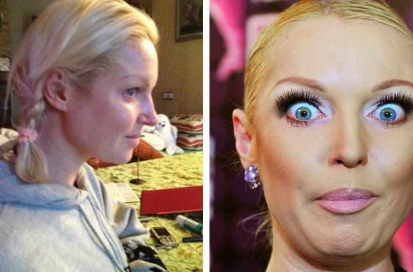 «Никакого звездного налета»: российские знаменитости, которые без макияжа выглядят, как самые обычные женщины