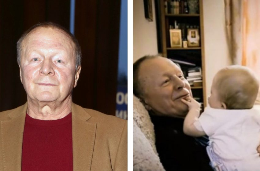 «Стал отцом в 70 лет»: как сегодня выглядят дочь и супруга Бориса Галкина