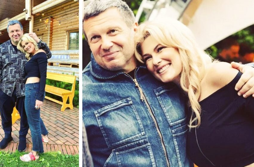 «Привыкла к роскошной жизни»: как живет дочь Владимира Соловьева, которая тоже стала телеведущей