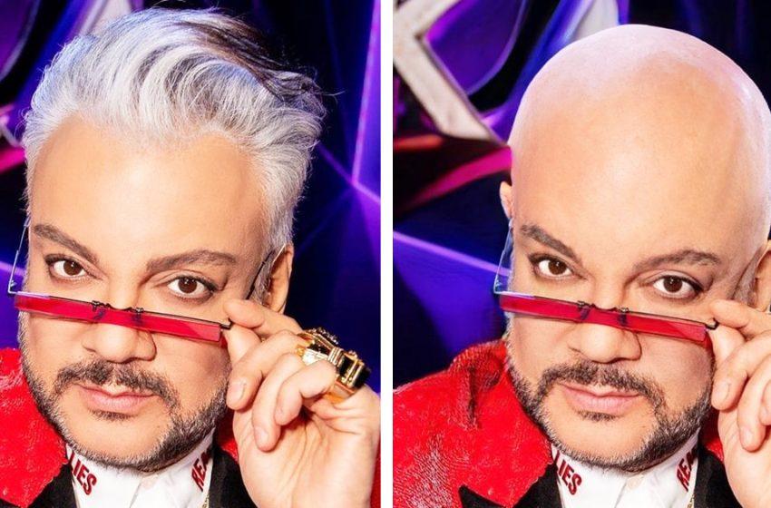 «Под ноль»: как бы выглядели известные российские мужчины, если бы было модно ходить лысым