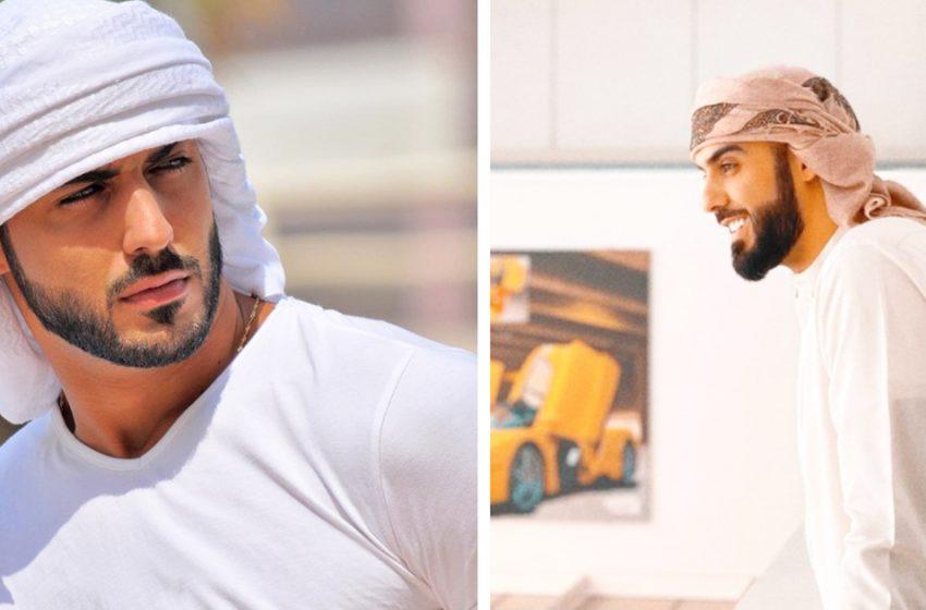 «Из-за природной красоты чуть депортировали из страны»: как выглядит сын самого привлекательного в мире араба