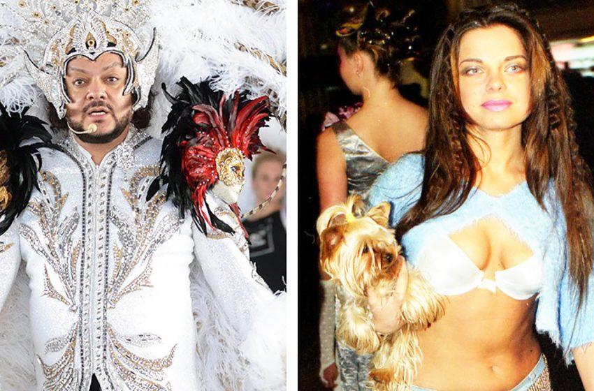 9 образов отечественных знаменитостей из 1990-х, которые сегодня кажутся нам совершенно нелепыми